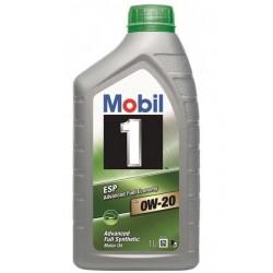 Olej MOBIL 1 0W-20 1L