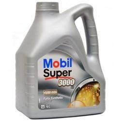 Olej MOBIL SUPER 3000 X1 5W-40 4L