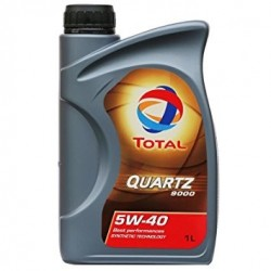 OLEJ MOT.5W/40 TOTAL QUARTZ 9000 ENERG 1