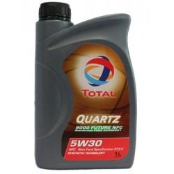 OLEJ MOT.5W/30 TOTAL QUARTZ9000FUT NFC 1