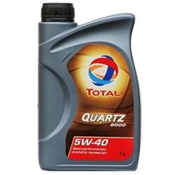 OLEJ MOT.5W/40 TOTAL QUARTZ 9000 /1L/