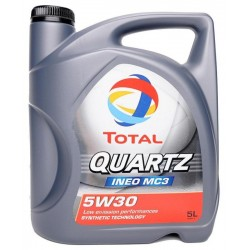 OLEJ MOT.5W/30 TOTAL QUARTZ INEO MC3/5L