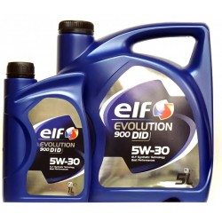 OLEJ MOT.5W/30 ELF EVOLUTION 900 DID/1L