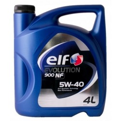 OLEJ MOT.5W/40 ELF EVOLUTION 900 NF /4L/