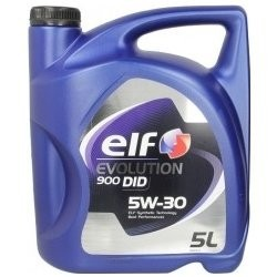 OLEJ MOT.5W/30 ELF EVOLUTION 900 DID /5L