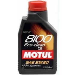 OLEJ MOT.5W/30 MOTUL 8100 ECO-CLEAN C2 1L