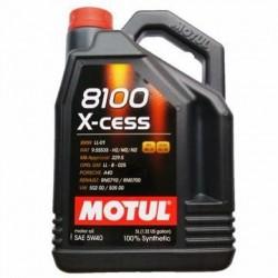 OLEJ MOT.5W/40 MOTUL 8100 X-CESS  5L