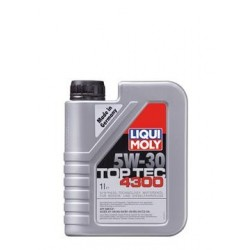OLEJ MOT.5W/30 LIQUI MOLY TOP TEC 4300 1L