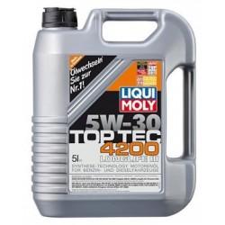 OLEJ MOT.5W/30 LIQUI MOLY TOP TEC 4200 LL III 1L