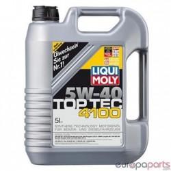 OLEJ MOT.5W/40 LIQUI MOLY TOP TEC 4100 5L