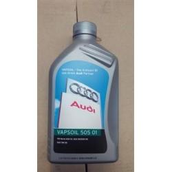OLEJ MOT.5W/30 AUDI VAPSOIL 505 01 1L