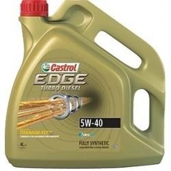 OLEJ MOT.5W/40 CASTROL EDGE TD SL/CF /4L
