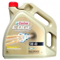 OLEJ MOT.5W/40 CASTROL EDGE TD SL/CF /5L