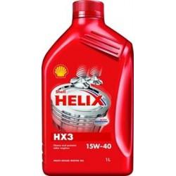 OLEJ MOT.15W/40 SHELL HELIX HX3 1L