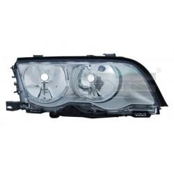 SVETLO BMW 3 E46 98- /P/2H7/4D/TIT/