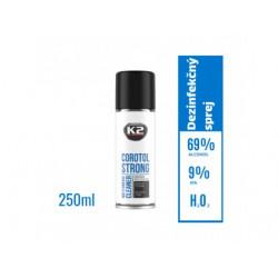 DEZINFEKČNÝ ČISTIČ 250ml - K2 COROTOL STRONG