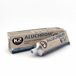 K2 Prípravok na leštenie čistenie a konzervovanie kovových povrchov Aluchrom