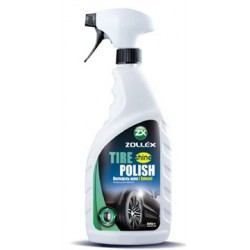Oživovač pneu - Zollex tire polish gloss 750 ml