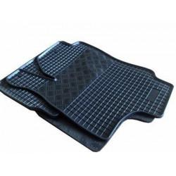 Gumové rohože TOYOTA Proace 2m 16- LUX+TUNEL (4diel)