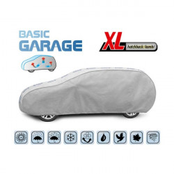 Plachta GARAGE XL - HTB/ Combi