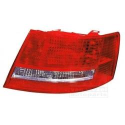 AUDI A6 C6 Sedan - zadné svetlo bez obj. P
