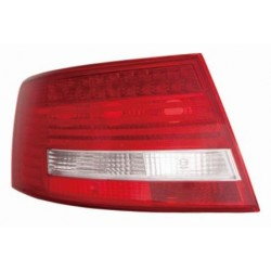 AUDI A6 C6 SEDAN - LED zadné svetlo bez obj. P