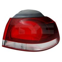 Zad. svetlo VW GOLF VI 08- /P/Vonk/TYC