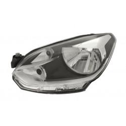 Svetlo VW UP (2011-2020) - H4 - Ľavé /TYC