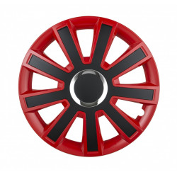 "Puklice 16""  RED FLASH"