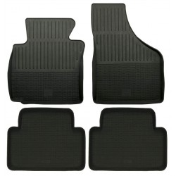 Gumové rohože VW PASSAT B6 - zvýšený okraj
