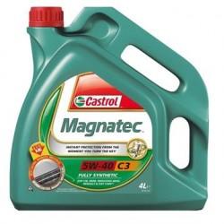 OLEJ MOT.5W/40 CASTROL MAGNATEC SM/CF/4L