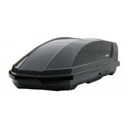 Strešný box 190 cm / 330L - Čierny lesklý