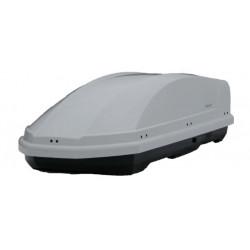 Strešný box 190 cm / 330L - Biela lesklá