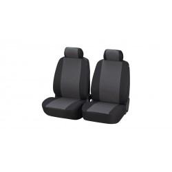 Walser Autopoťah Pineto čierno sivy 2 sedadlá