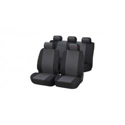 Walser Autopoťah Pineto čierno-sivý 4 sedadlá